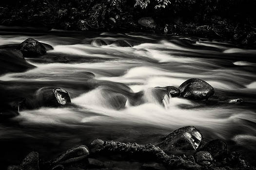 River Rocks by Dick Wood