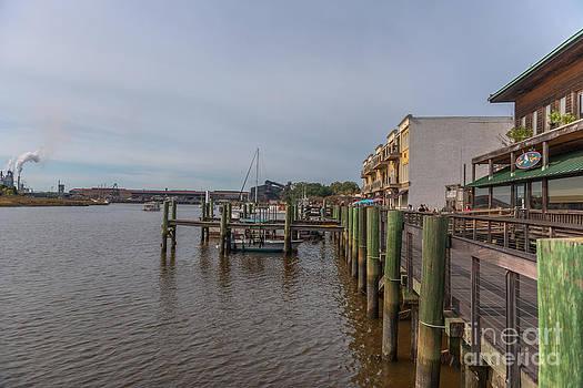 Dale Powell - River Room Dockside