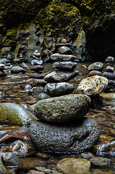 River Stack by Jesse Wright
