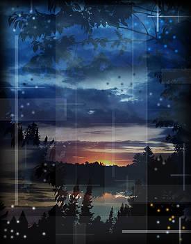 River Sunset by Andrew Sliwinski