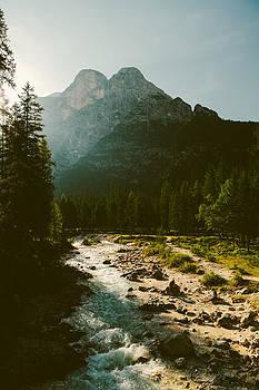 River by Tomas Hudolin