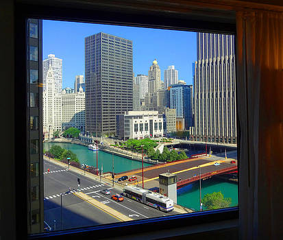 Room with a River View by Donna Spadola