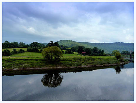 River Wye at Tintern by Andrew Read