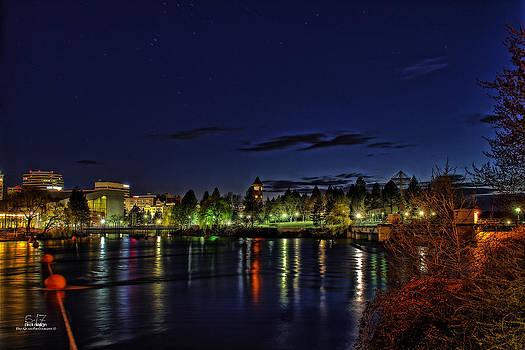 Riverfront View by Dan Quam