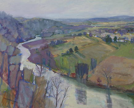 River's Bend by Elaine Hurst