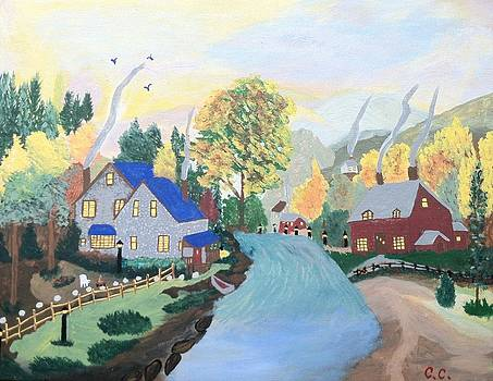 Riverside by Tony Clark