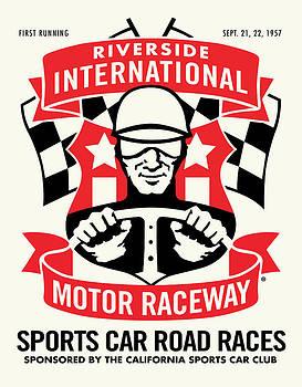 Riverside Race by Gary Grayson