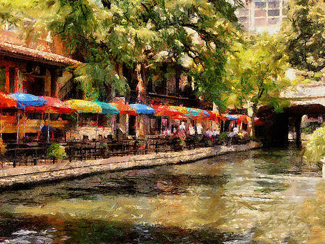 Riverwalk by Cary Shapiro