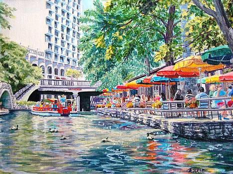 Riverwalk Fun by Terrie Leyton