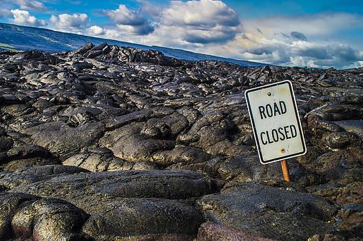 Road Closed by Brandon McClintock