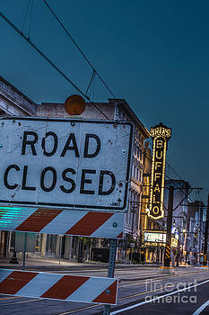 Road Closed by Chuck Alaimo