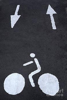 BERNARD JAUBERT - Road marking