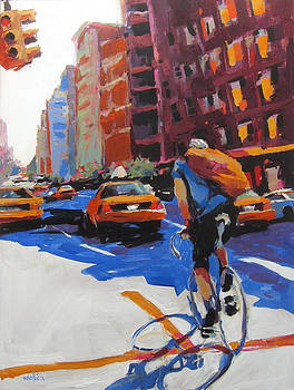 Road Race by Patti Mollica
