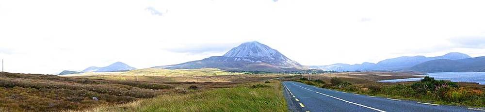 Charlie and Norma Brock - Road to Errigal