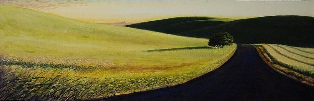 Road to Moscow II by Leonard Heid