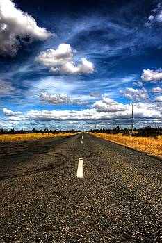 Road to No Where by Shane Dickeson