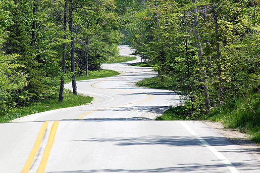 Road to Northport by Kathy Weigman