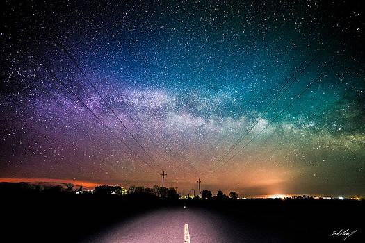 Road To The Heavens  by Zach Connor