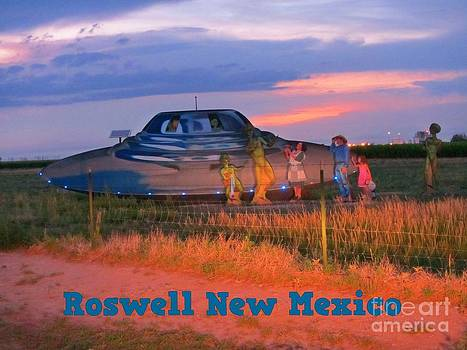 John Malone - Roadside Attraction at Roswell