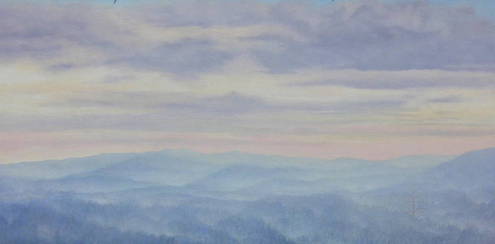 Roanoke Valley by Kenneth Stockton