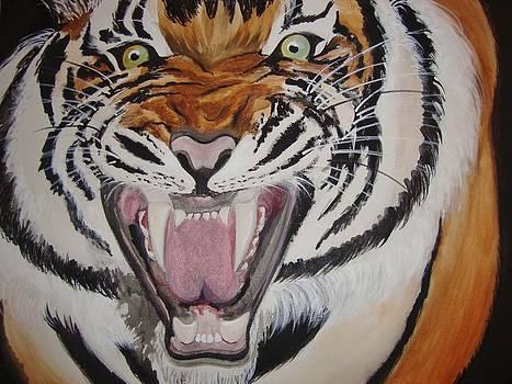 Roar by Siobhan Shene