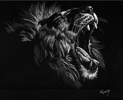 Roaring Lion by Norma Rowley