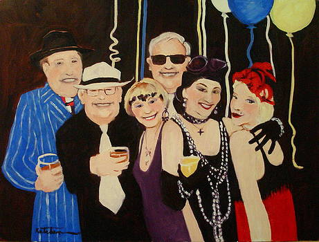 Roaring Twenties by Carole Katchen