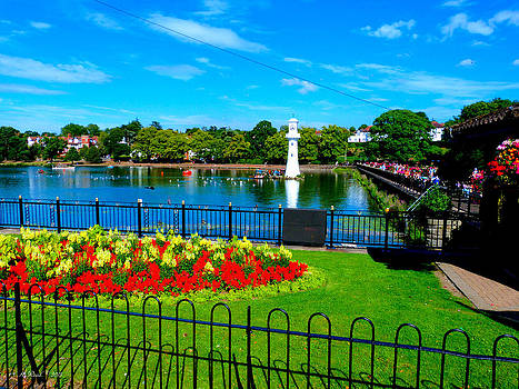 Roath Park by Andrew Read
