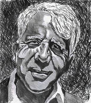 Robert Frost by Timothy Fleming