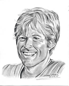 Barb Baker - Robert Redford