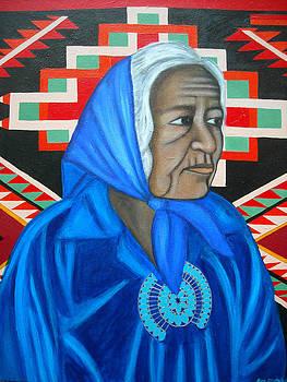 Roberta Blackgoat by Jane Madrigal