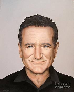 Robin Williams by Venus