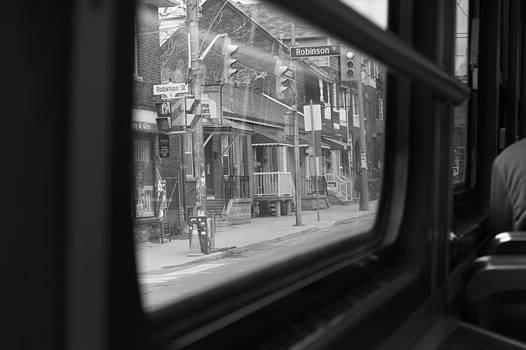 Robinson Street by Nicky Jameson