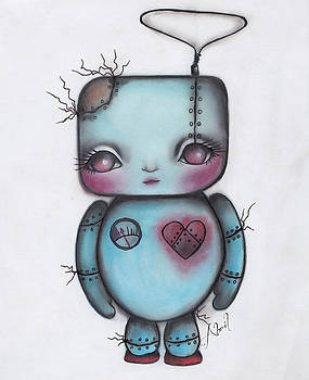 Abril Andrade Griffith - Robot