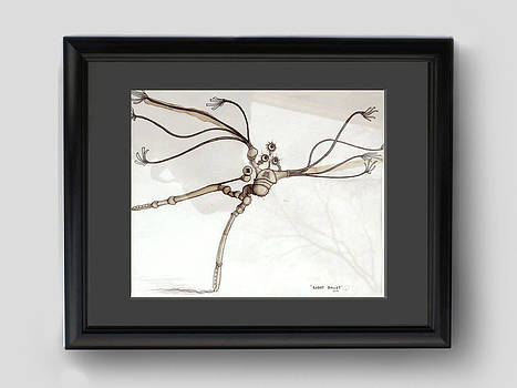 Robot Ballet  by Lisa Stevens