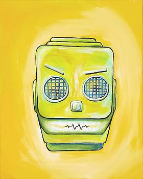 David Junod - Robot Head