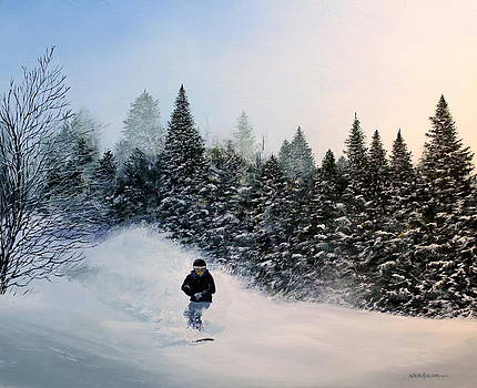 Rob's Run by Ken Ahlering
