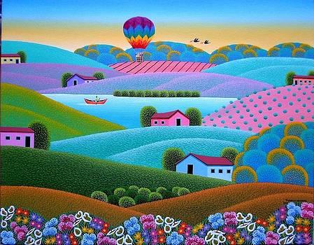 Robson Barros Artista Naif  by Naifjunior Naifjunior