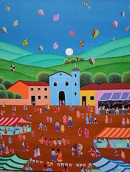 Robson Barros Tema Festa Junina Medida 40x50 Com Ajur Sp  by Naifjunior Naifjunior