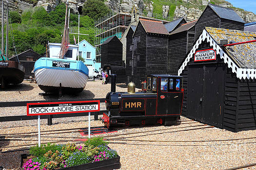 James Brunker - Rock A Nore Station Hastings