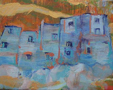 Jeff Seaberg - Rock City Abstract