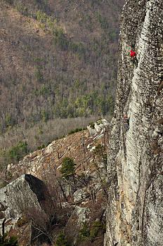Rock Climbing Shortoff by Adam Paashaus
