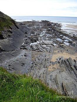 Malcolm Suttle - Rock Folds