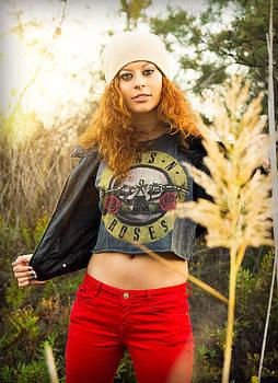 Rock girl by Galileo Rock