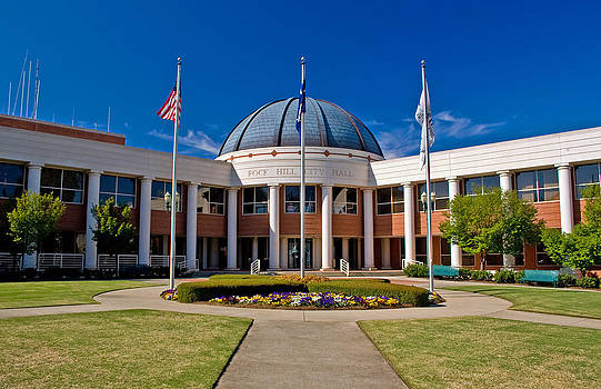 Rock Hill City Hall by Joseph C Hinson Photography