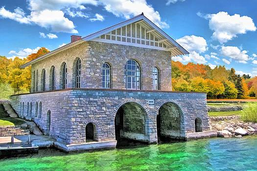 Christopher Arndt - Rock Island Boathouse