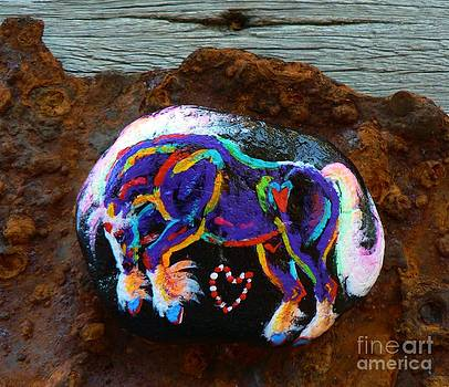 Rock 'N' Ponies - Gypsy Joy by Louise Green