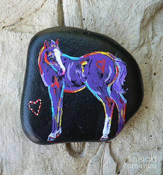 Rock 'N' Ponies - Longstocking Pony by Louise Green