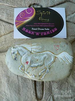 Rock 'N' Ponies - Spirit Pony by Louise Green