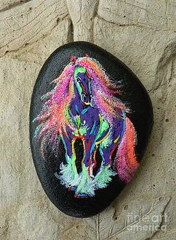 Rock 'N' Ponies - The Mane King by Louise Green
